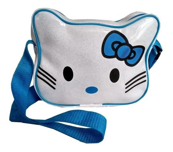 Bolsa Hello Kitty Con Correa Varios Colores