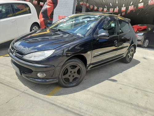 Peugeot 206 Hatch Moonlight 1.4 8v Flex 4p