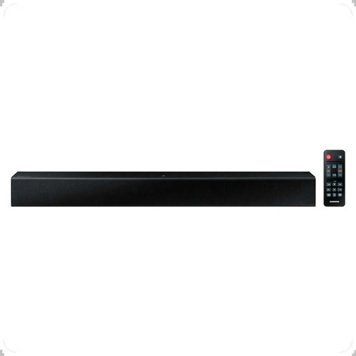 Barra De Sonido Samsung Hw-t400 80 Watts 2ch Mp3 Bt 2 Woofer