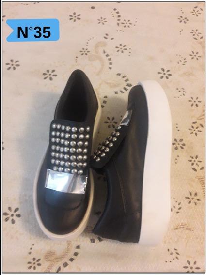 Zapatillas Con Tachas