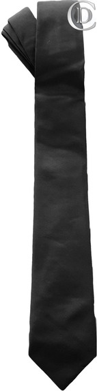 Corbata Negra Arena Para Uniforme Gala Vestir