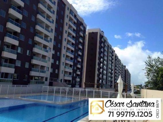 Apartamento Locação Próximo A Unime - Ap00083 - 4813359