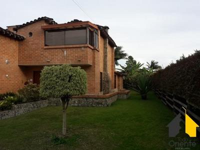 Casas En Arriendo Rionegro 874-581