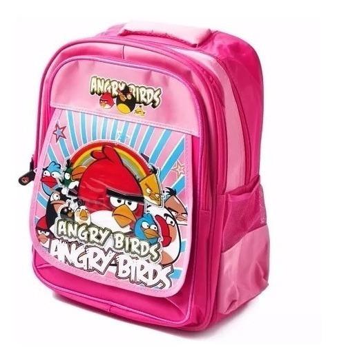 Mochila Angry Birds 15