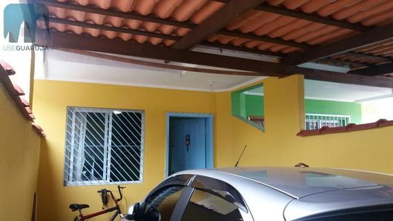 Sobrado Para Alugar No Bairro Jardim Primavera Em Guarujá - - 678-2