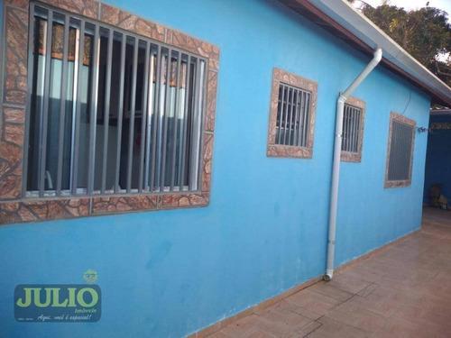 Imagem 1 de 20 de Casa Com 2 Dormitórios À Venda, 51 M² Por R$ 180.000,00 - Loty - Itanhaém/sp - Ca3558