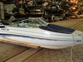 Lancha Open Arco Iris Fishing 490 - Motor Mercury 60 Hp