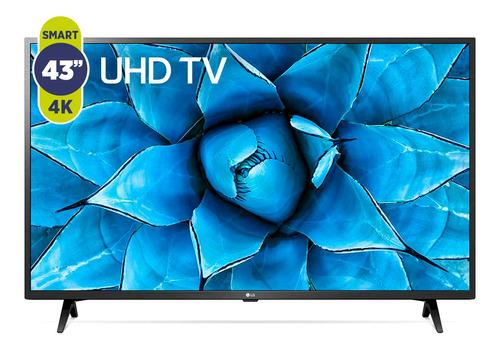 Imagen 1 de 6 de Smart Tv Led 43  LG 43un7310 Uhd 4k