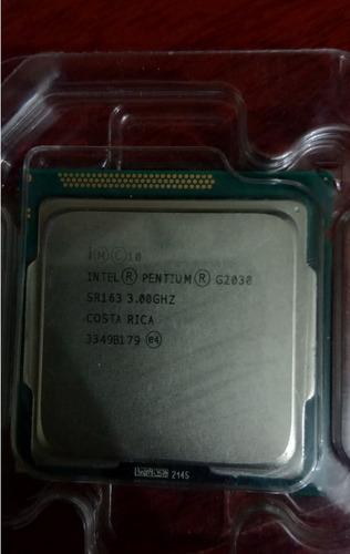 Processador Intel G2030 Dual Core 3.0 Ghz + Cooler (usado)