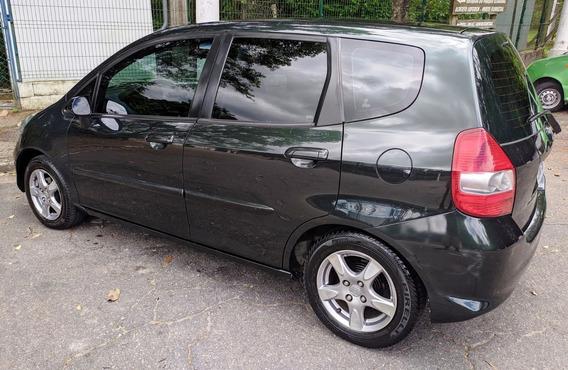 Honda Fit 1.4 Lx 8v Gasolina 4p Automático 2006/2007 Cvt