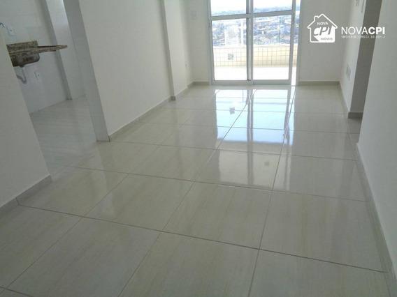 Apartamento À Venda, 58 M² Por R$ 230.000,00 - Tude Bastos (sítio Do Campo) - Praia Grande/sp - Ap7781
