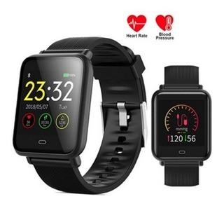 Relógio Inteligente Smartwatch Q9 Fitness Batimentos Pressão