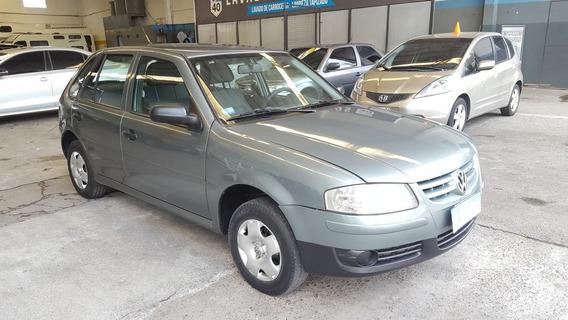 Volkswagen Gol 1.6 2010 5 Puertas Excelente Estado !!!