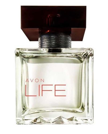 Perfume Avon Life Masculino Deo Parfum 75 Ml