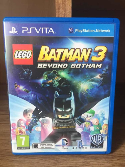 Lego Batman 3 - Beyond Gotham - Vita - Ps Vita