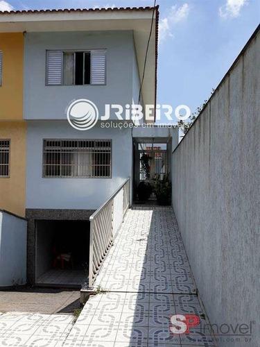 Imagem 1 de 19 de Casa Sobrado 3 Dormitórios 8 Vagas Para Venda Em Jardim Peri São Paulo-sp - 126186