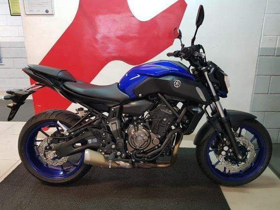Yamaha Mt07 Abs