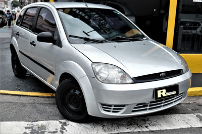 Ford Fiesta 2004 1.0 Supercharger 5p
