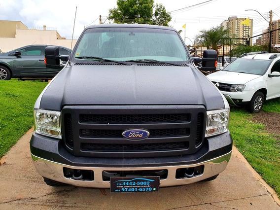 Ford F-250 3.9 Xlt Cab. Dupla 4x4 4p 2007