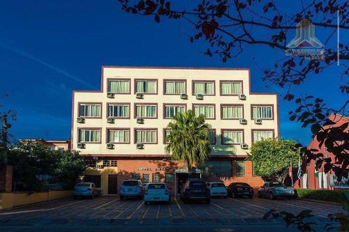Imagem 1 de 18 de Vendo Hotel Em Porto Alegre Rs, Fácil Acesso Ao Centro E Aeroporto Salgado Filho - Ho0001