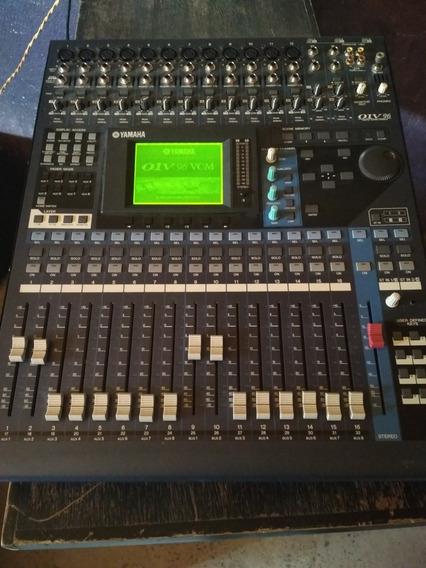 Mesa Digital Yamaha 01v 96 Vcm (01v96 01v96vcm) Com Aes