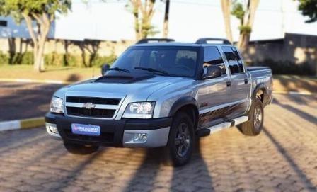 S-10 2.8 Rodeio 4x4 Diesel