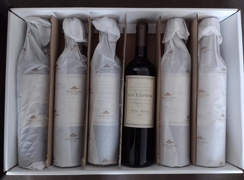 Vinho Importado D.v. Catena Malbec Malbec 6 Unidade