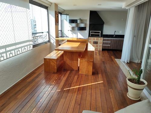Apartamento Para Aluguel, 3 Dormitórios, Bosque Da Saúde - São Paulo - 8123