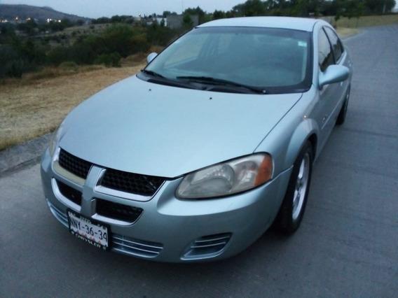 Dodge Stratus Se Tipo R/t, Mod. 2003, Color Azul Agua