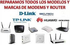 Reparacion De Router Adsl Moden Wifi Y Decodificadores