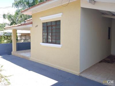 Casa Para Venda Em Presidente Prudente, Vila Machadinho, 3 Dormitórios, 1 Banheiro, 1 Vaga - C0133