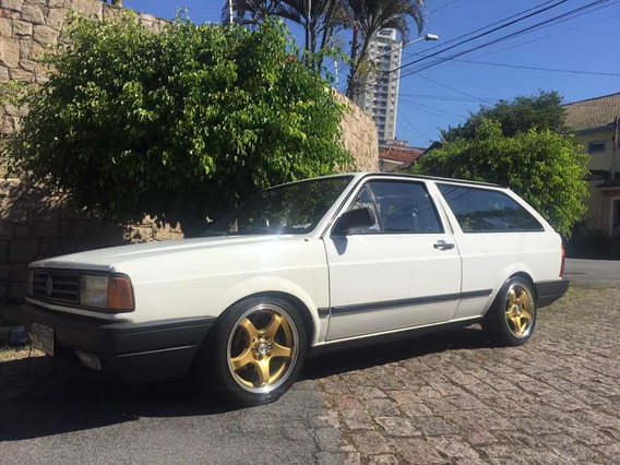 Vw Parati Cl 2.0 Turbo Forjado 1989