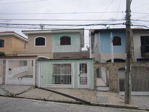 Sobrado Residencial À Venda, Vila Ema, São Paulo. - So5454