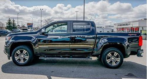 2016 Chevrolet Colorado Doble Cabina Diesel