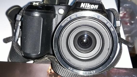 Câmera Nikon L810 Coolpix, Leia Anúncio.