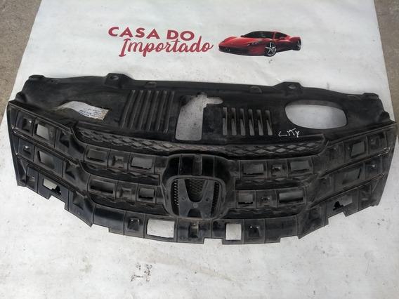 Base Grade Dianteira Honda City 2009/2012