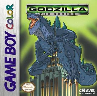 Godzilla: The Series Up Shop