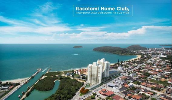 Apartamento Com 3 Dormitórios À Venda, 92 M² Por R$ 497.000 - Centro - Penha/sc - Ap0279