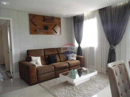 Imagem 1 de 30 de Apartamento Com 4 Dormitórios À Venda, 115 M² Por R$ 798.499,00 - Centro - Guarulhos/sp - Ap0056