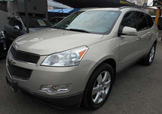Chevrolet Traverse B Aa Qc Dvd At 2010