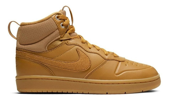Tenis Nike Court Borough Mid 2 Boot Bg Junior Originales