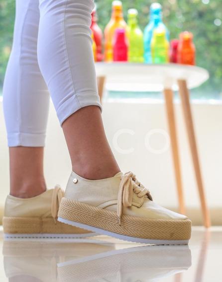 Zapatos Casuales Tipo Bota Dama Moda Colombiana