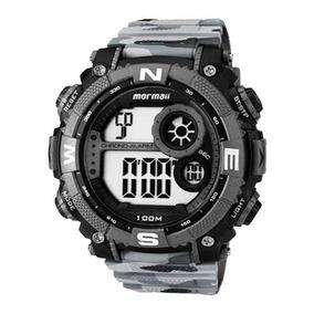 Relógio Mormaii Masculino Mo12579a/8c C/ Garantia E Nf