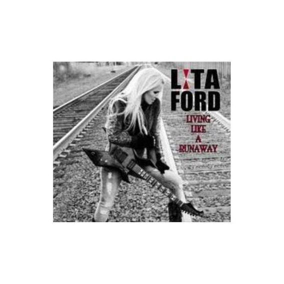 Ford Lita Living Like A Runaway Cd Nuevo