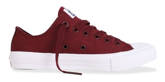 Converse The Chuck Taylor All Star 2 150150c Bordeaux Unisex
