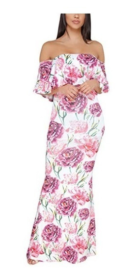 Vestidos Floreados Estampado Vestidos Fiesta Ropa Mujer