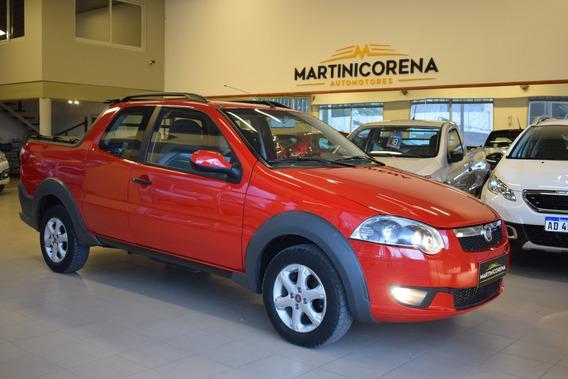 Fiat Strada Trekking 1.3 Doble Cabina
