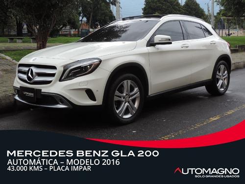 Mercedes-benz Clase Gla 1.6