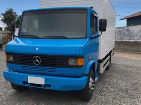Mercedes-benz 710 Bau Furgão