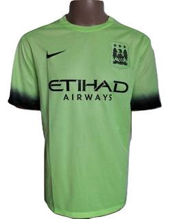 Camisa Nike Manchester City 3 2015